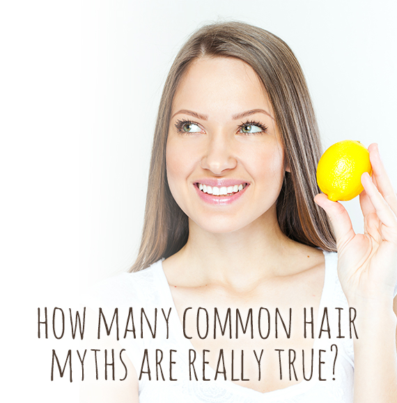 8 Biggest Hair Myths Busted